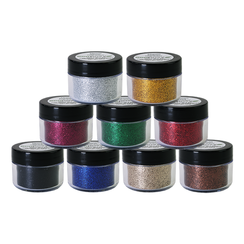 Polyester Color Glitters (15g)
