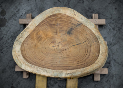 Parota/Guanacaste 33x24x3 Cross Cut Slab (H16667)