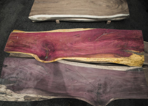 Purple Heart/Nazareno 85x18x3 Exotic Slab (NAZ001-2)