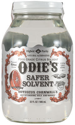 Odie's Safer Solvent