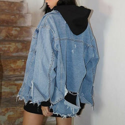 Strike Denim Jacket