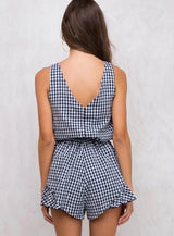 High Tea Playsuit