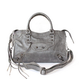 City Bag Grey