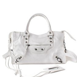 City Bag White