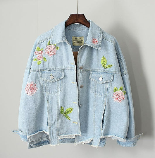 Fresh Summer Denim Jacket