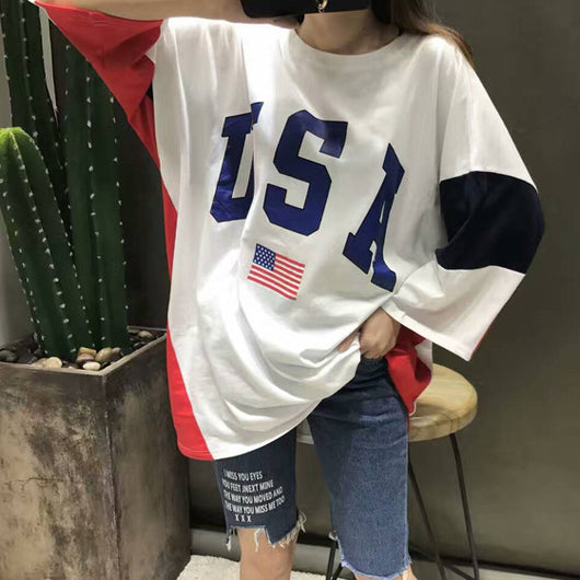 USA T Shirt / Dress