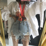 Kylie Denim Shorts