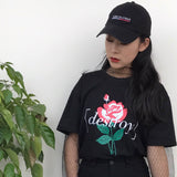 Destroy Rose T Shirt