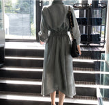 Selene Coat Dress