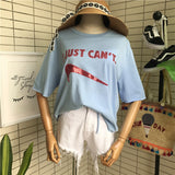 I Just Can't T Shirt