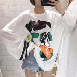 Daffy Duck 37 Sweater
