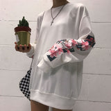 Cherry Blossom Sweater