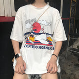 """I Dont Do Mornings"" T Shirt"
