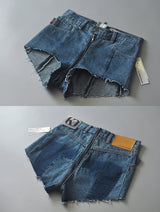 Maddie Denim Short