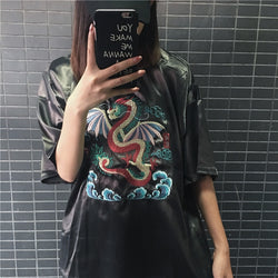 Dragon Babe T Shirt