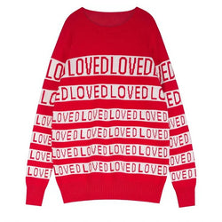 Loved Loved Loved Sweater