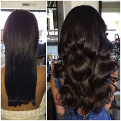 Luxury One Step Hair Extensions