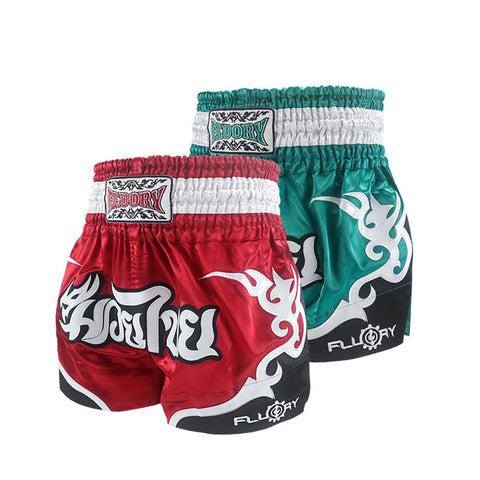 Sleeq Muay Thai Shorts