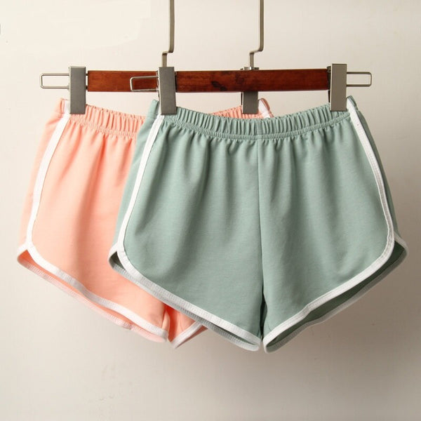 Sleeq Candy Color Beach Shorts