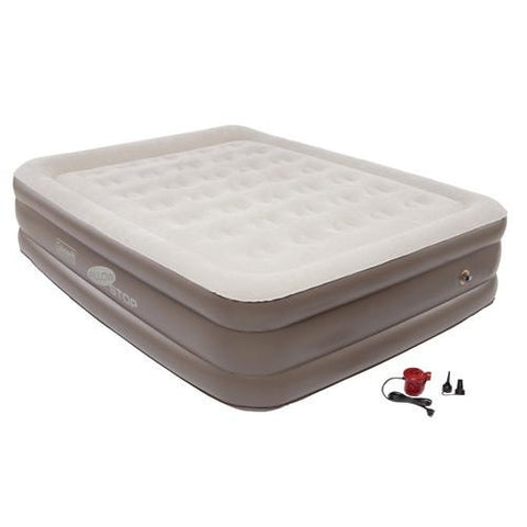 Airbed - Queen, Double High, Pillowstop Combo