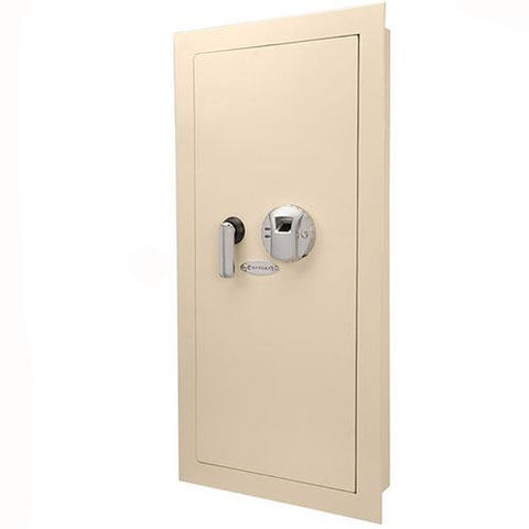 BioMetric Safe - Large Wall, Cream
