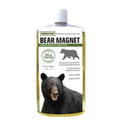 Bear Magnet - Fish Oil