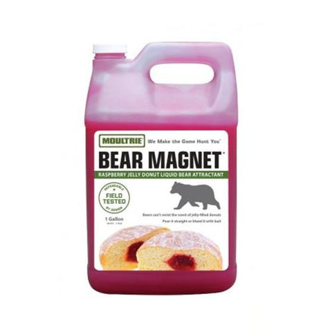 Bear Magnet - Raspberry, 1 Gallon