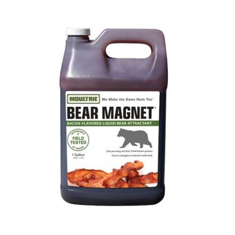Bear Magnet - Bacon, 1 Gallon