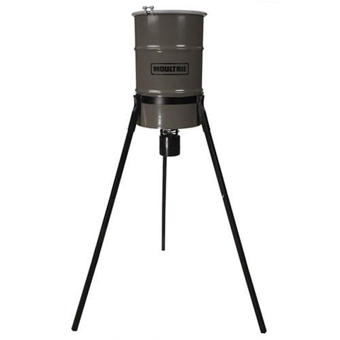 Deer Feeder - 30 Gallons Pro Hunter Tripod with Quick Lock