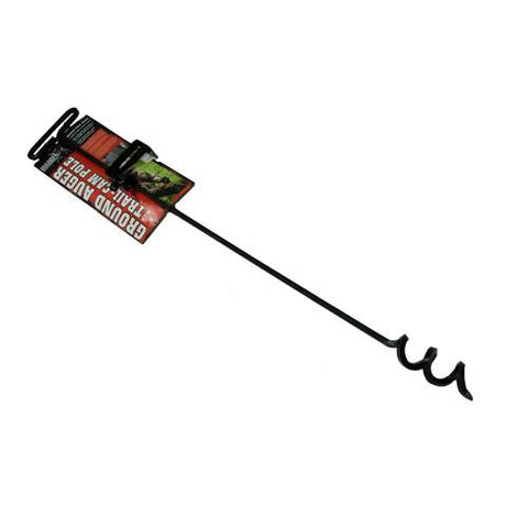 Ground Auger - Trail Cam Pole