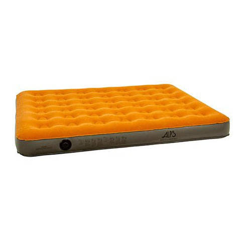 Air Bed - Rechargeable, Twin, Rust-Khaki 39x74x8.5""