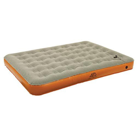 Air Bed - SPS Twin, Khaki-Rust 39x74x8.5""