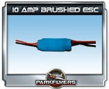 Parkflyers 10 Amp Brushed ESC