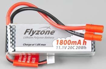 11.1v 1800mah Lipoly Battery