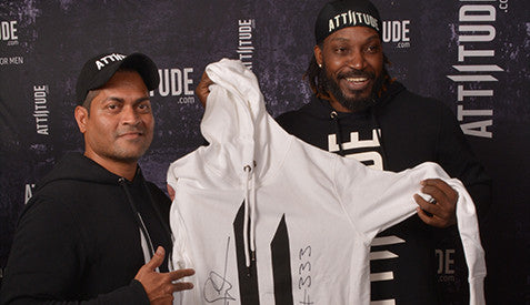 RCB's star batsman Chris Gayle turns investor - Published by Press Trust Of India