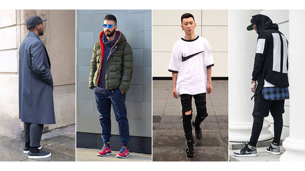 When fashion falls for sports a.k.a Athleisure