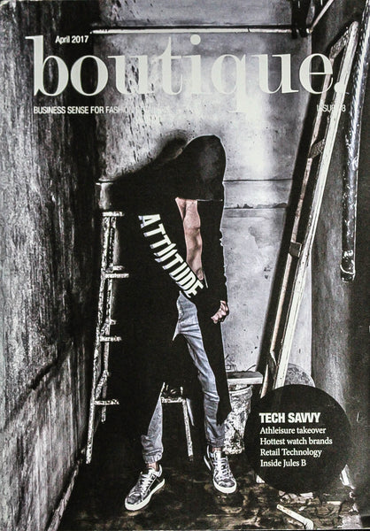 Social Rebels - Published by Boutique Magazine