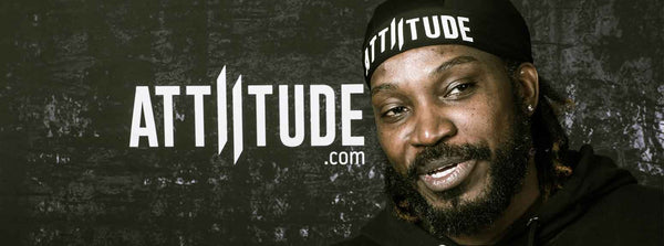 The New Face of Attiitude- Chris Gayle