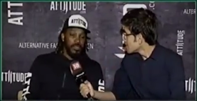 CNN-IBN in conversation with Universe Boss Chris Gayle regarding his partnership with Attiitude.com