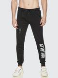 Men Black Slim Fit Jogger