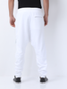 ATTIITUDE LOW CROTCH BAGGY WHITE BOTTOM