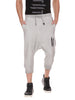 Attiitude Light Grey  Short Joggers