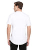 Attiitude Cut-N-Sew White T-Shirt.