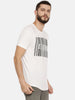 Bar code Scan White T-Shirt
