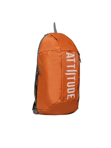 ATTIITUDE SMALL HIKING BACKPACK - ORANGE