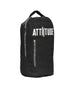 ATTIITUDE BLACK DENIM BACKPACK