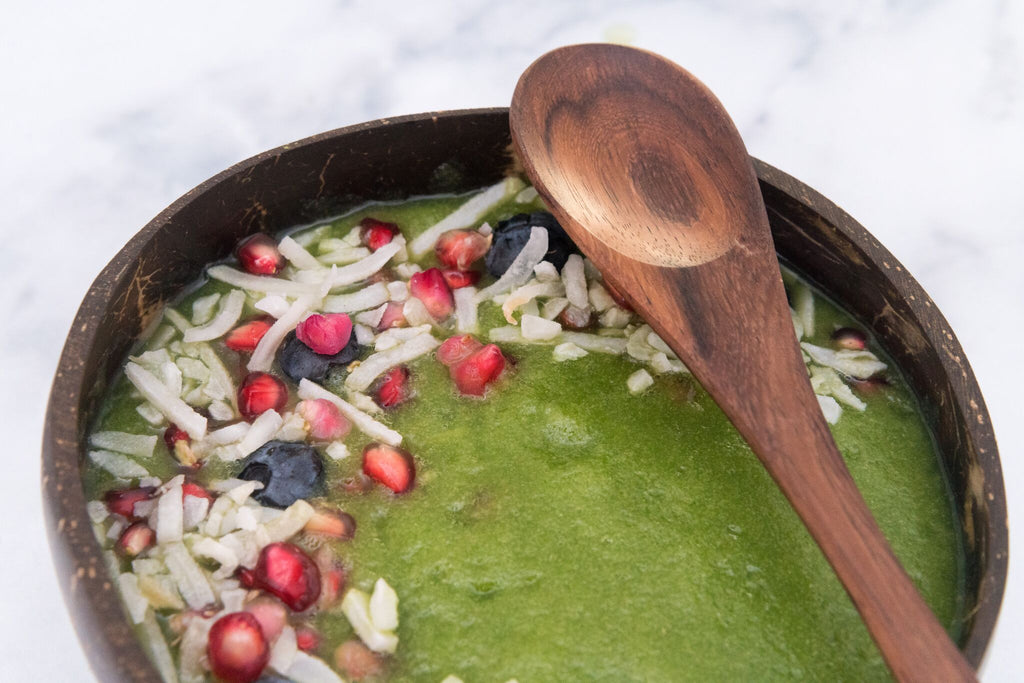 Moringa Creamy Smoothie Bowl