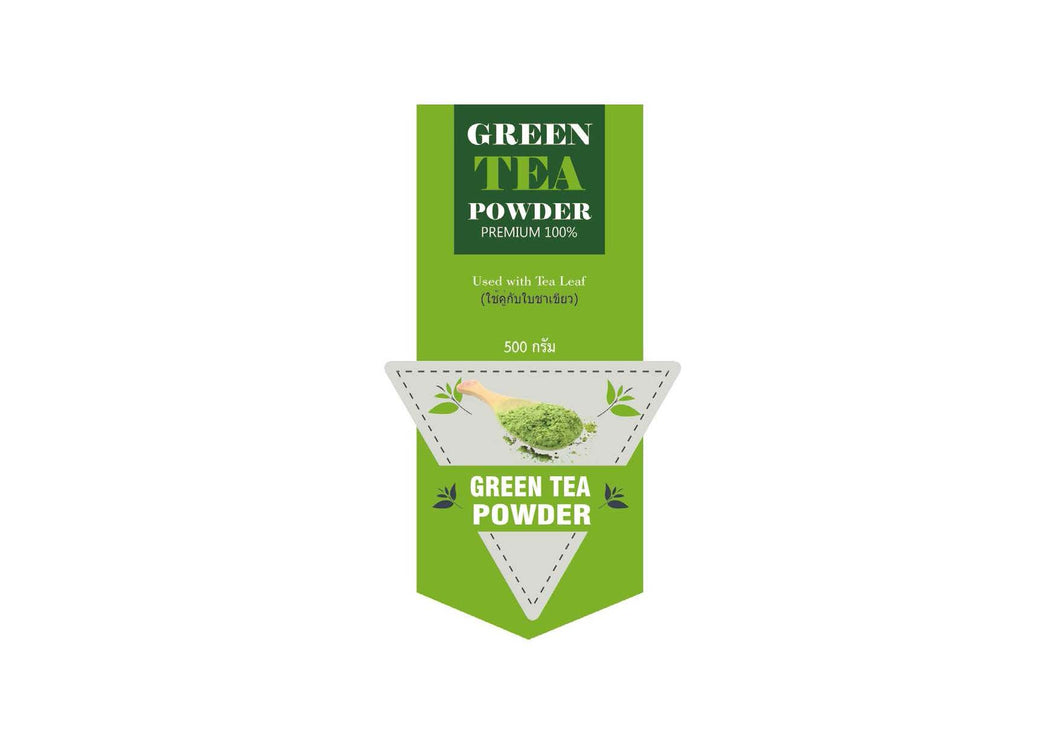 Green Tea Powder 500G