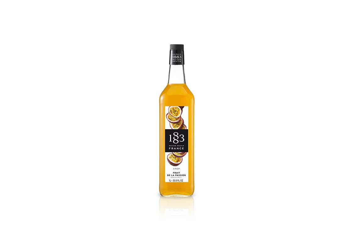 SYRUP PASSION FRUIT 1883