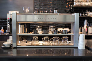 Poursteady 5 Cup Automatic Drip Machine